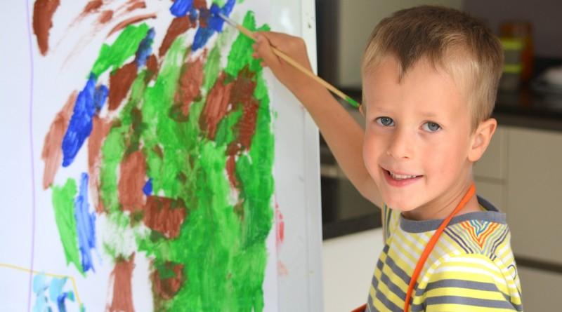 Kviz otrok ali umetnik