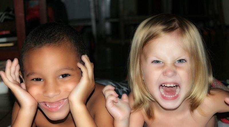 Obnašanje otrok - zakaj so otroci poredni