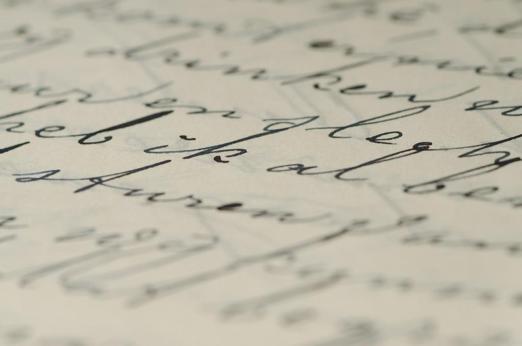 Koliko staršev bi danes napisalo takšno pismo učitelju?