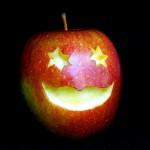Zakaj mora otrok jesti jabolka?