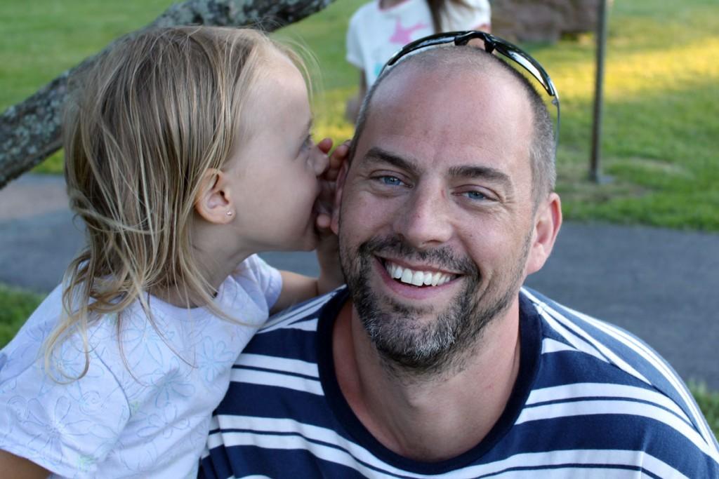 Kaj mora oče, ki ima hčerko, vedeti