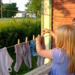 Katera hišna opravila so primerna za vašega otroka?