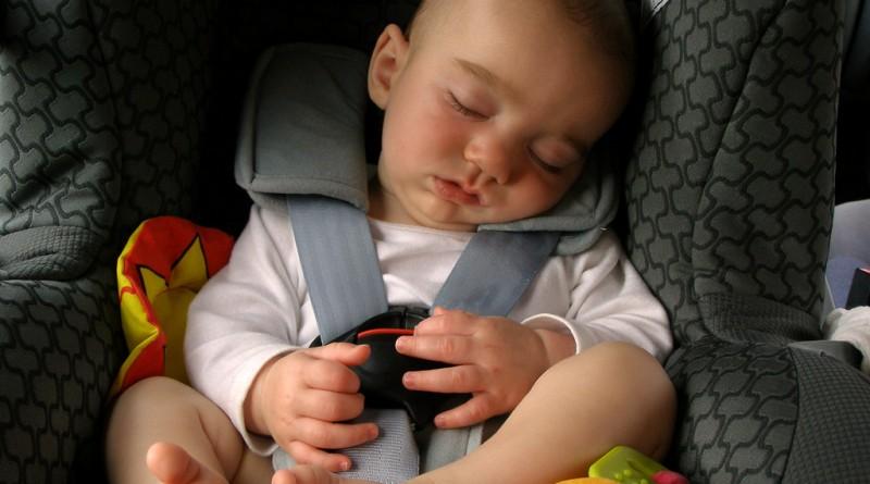 Potovanje z majhnim otrokom