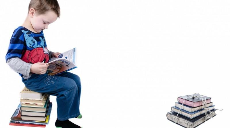 Moj otrok je vzljubil branje