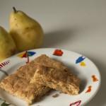 Pirino pecivo s hruško – recept