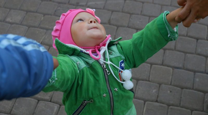 22 korakov do mirnega starševstva
