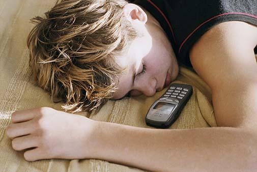 Koliko časa naj bi otroci spali