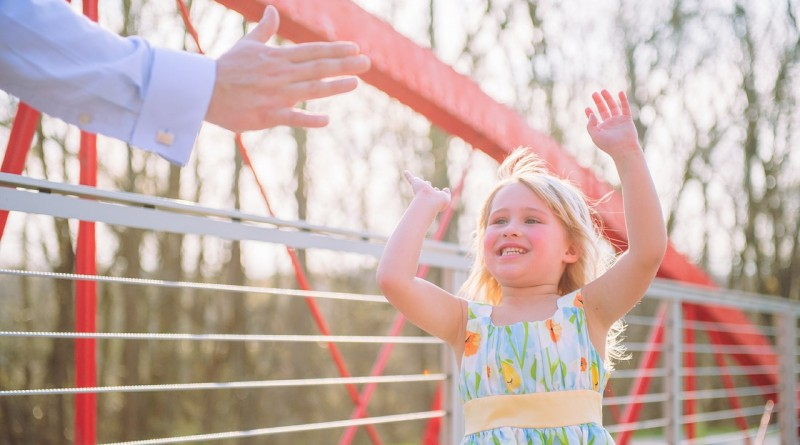 Stavki, si spodbujajo in opogumjajo otroka