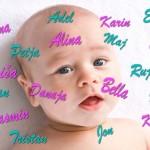 Aktualna otroška imena