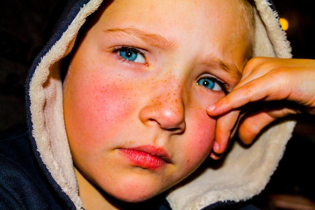 Gripa prihaja - kaj moramo starši vedeti