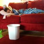 Gripa prihaja – kaj moramo starši vedeti