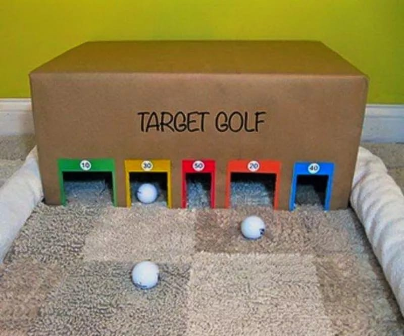 golf-iz-kartona