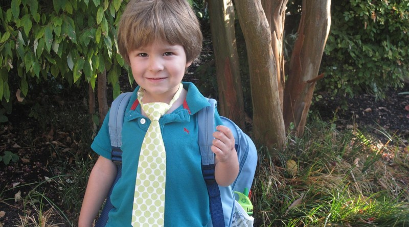 Je moj otrok zrel za šolo?