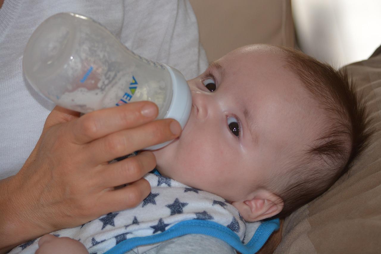Koliko mleka dnevno potrebuje otrok?