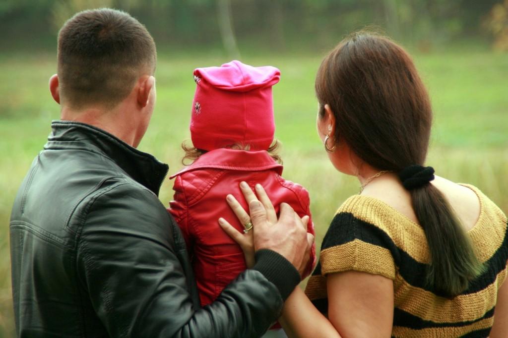 Povezovalno starševstvo - vloga očeta