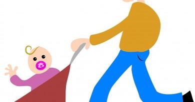 Ali ste običajen ali moder starš?