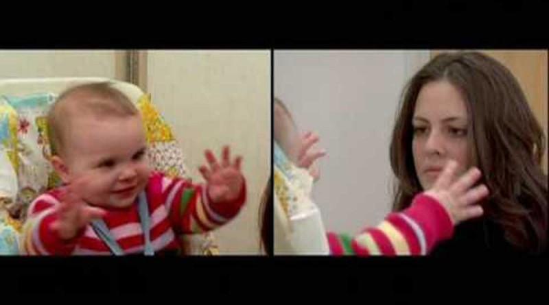 Poglejte, kaj se zgodi, ko mama ignorira svojega otroka