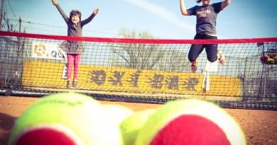 Tenis je lep in zabaven šport