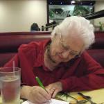 Babičino pismo novorojeni vnukinji
