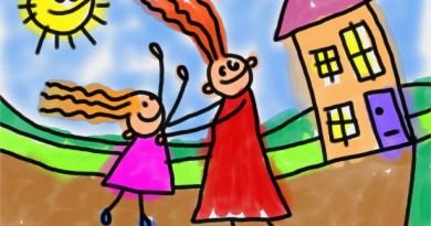 Kaj nam povedo otroške risbe