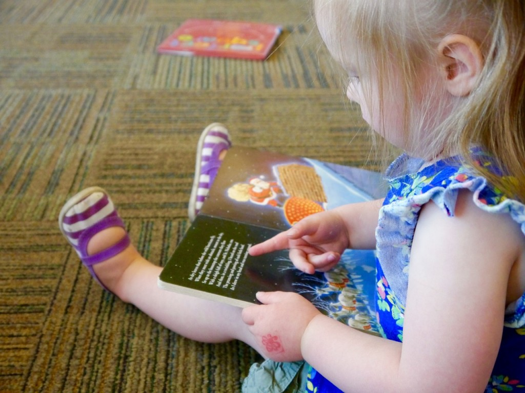 Nemiren otrok in (ne)zanimanje za knjige