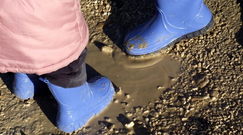 Ranko Rajović: Skakanje po blatu je življenjskega pomena