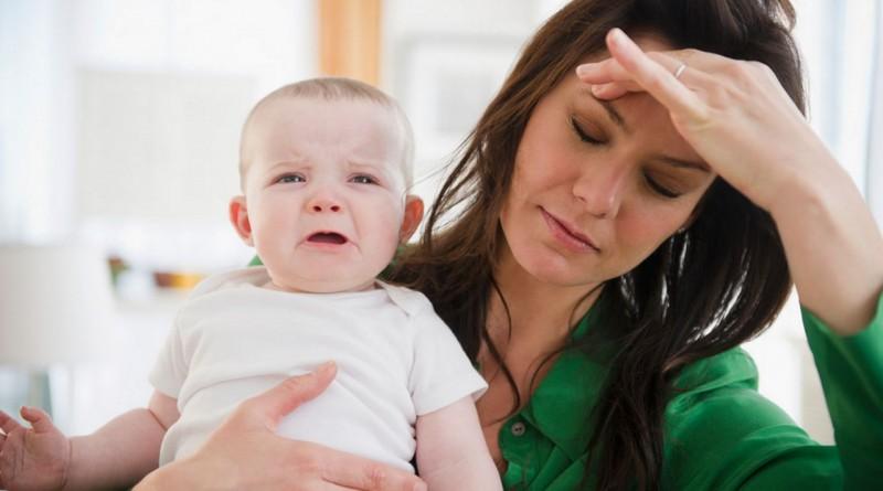 Za vse, ki ne razumejo, zakaj so mame VEDNO utrujene