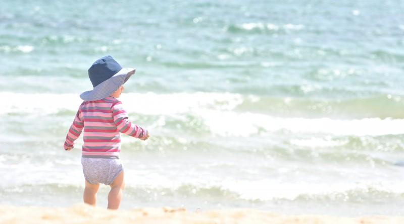 Kaj odnesti na dopust z dojenčkom