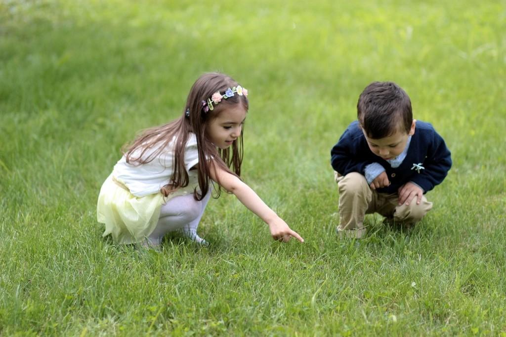 Kako otroku pojasniti, da niso vsi prijatelji?