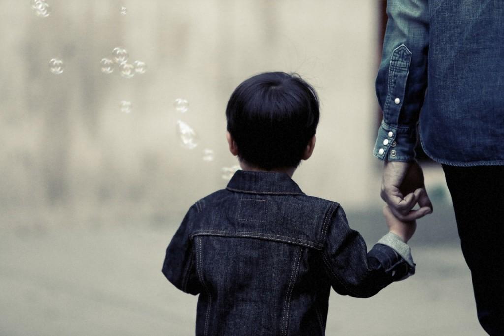 Kako majhnim otrokom razložiti ločitev?