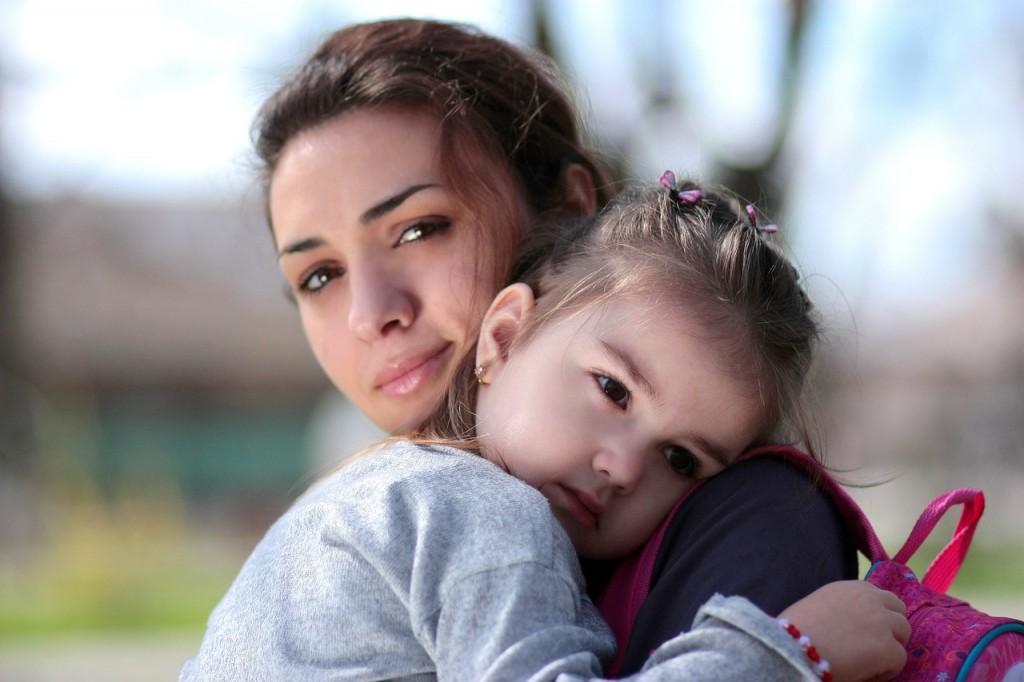 Kako svojemu otroku vsak dan pokazati, da ga imate radi
