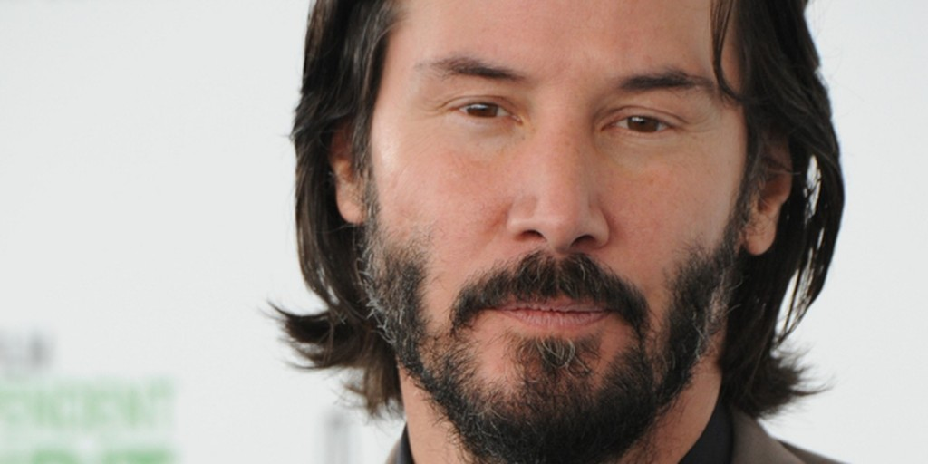 Keanu Reeves je zapisal močno sporočilo