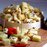Recept: Slano pecivo z lanenimi semeni in sezamom