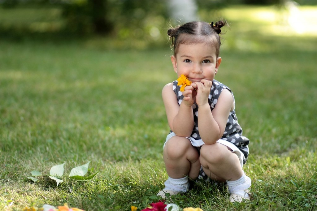 Štiri magične besede - kako jih otroka v kratkem času naučiti