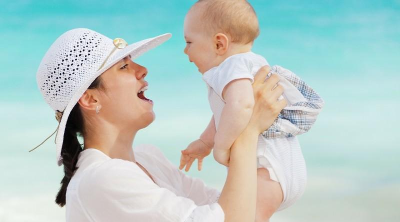 Kako vem, da me ima dojenček rad?
