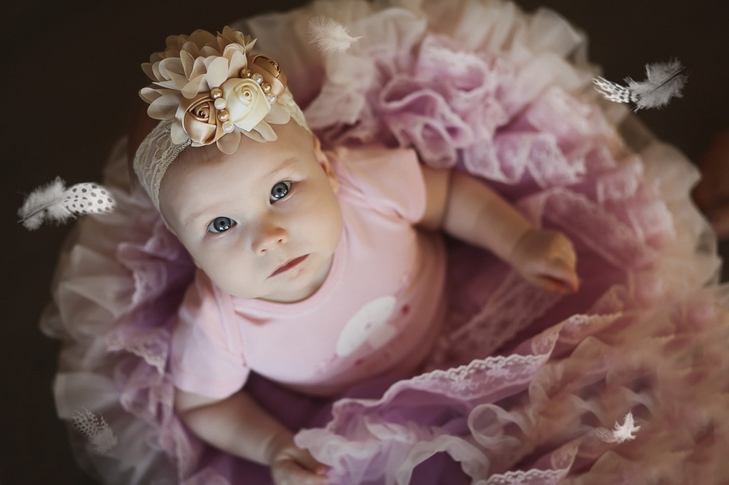 Razvoj dojenčka v desetem mesecu