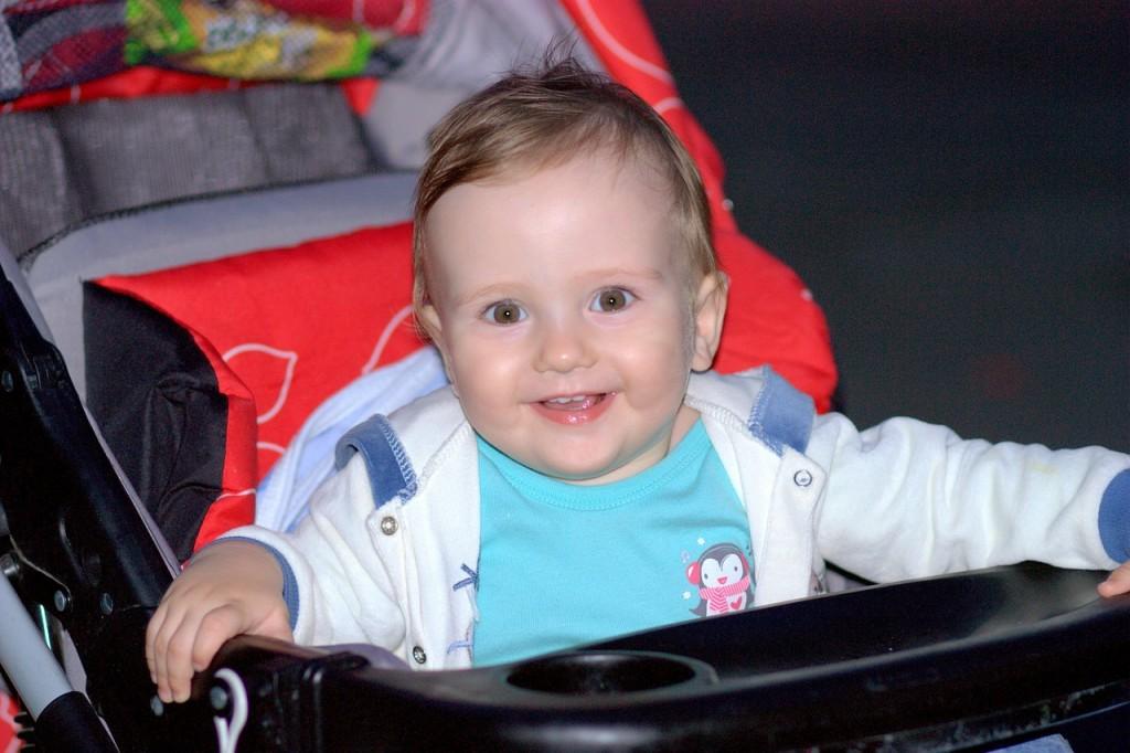 Razvoj dojenčka v devetem mesecu