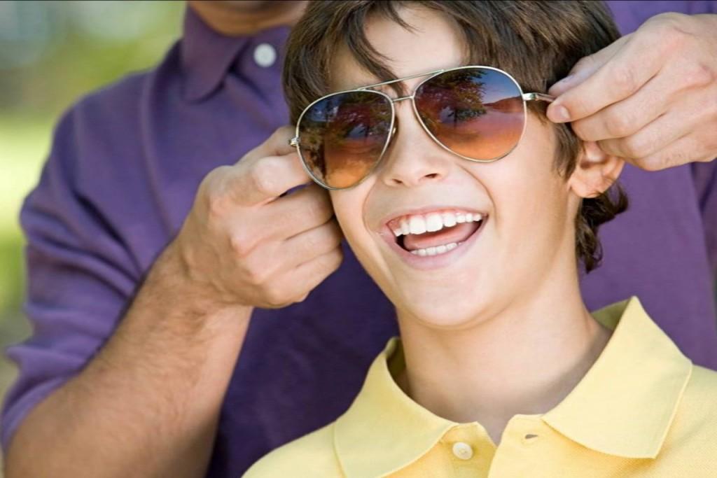 Sončna očala za otroke
