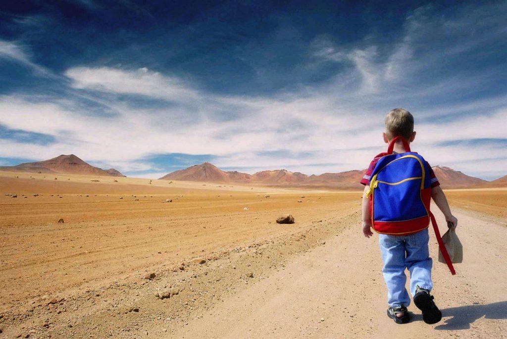 Kako otroka pripraviti na prvi dan šole