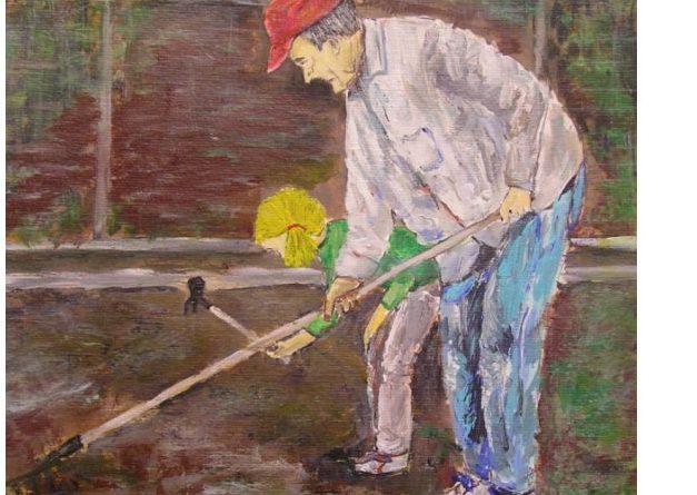 Lenine zgodbe: Mia vrtnari - pravljica za lahko noč