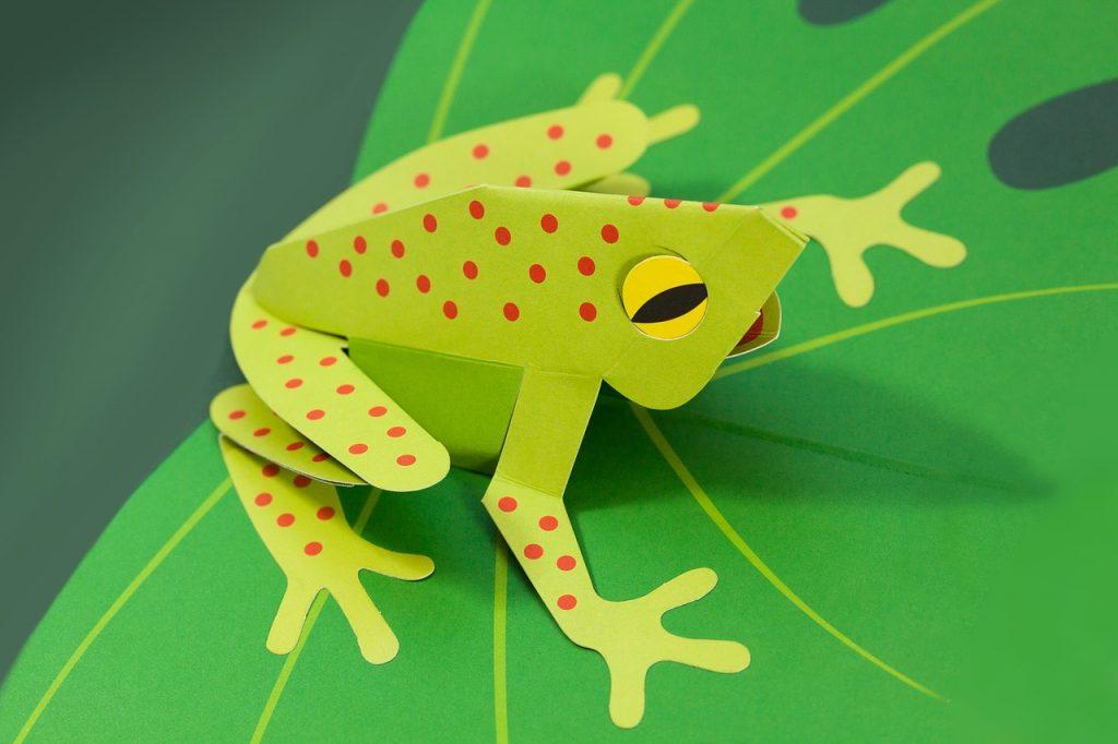 Danajine zlate pravljice: Žabica Regica - pravljica za lahko noč