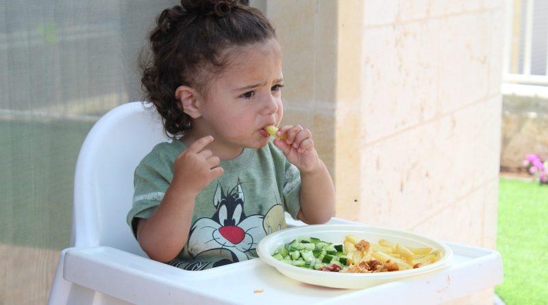 Izbirčen otrok - pravila, ki učinkujejo