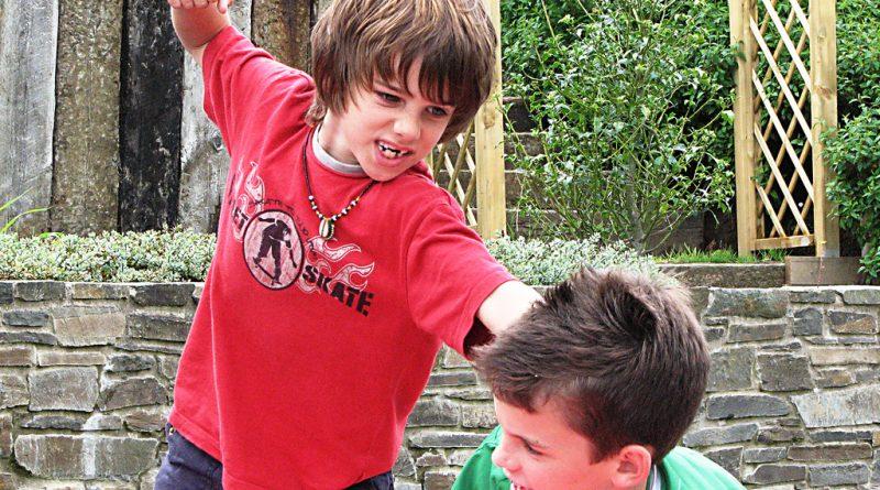 Kako vzgojiti nenasilnega otroka