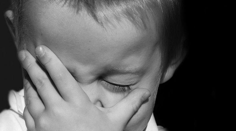 Ko se vaš otrok prehladi