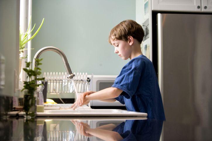 6 dobrih navad za krepitev imunosti otroka