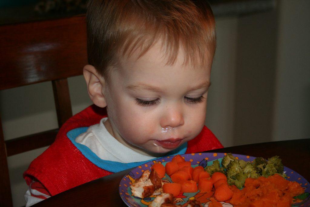 Sluz v dihalnih poteh pri otroku - kako se je znebiti