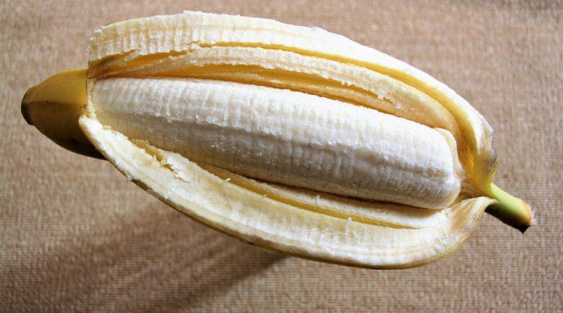 Naravno zdravilo za otroški kašelj - bananina krema