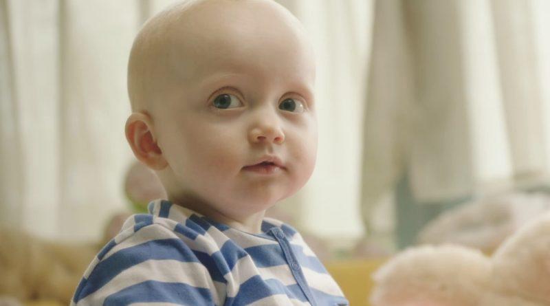 Persil -zarota dojenčkov