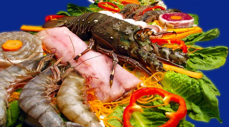 Alergija na morsko hrano