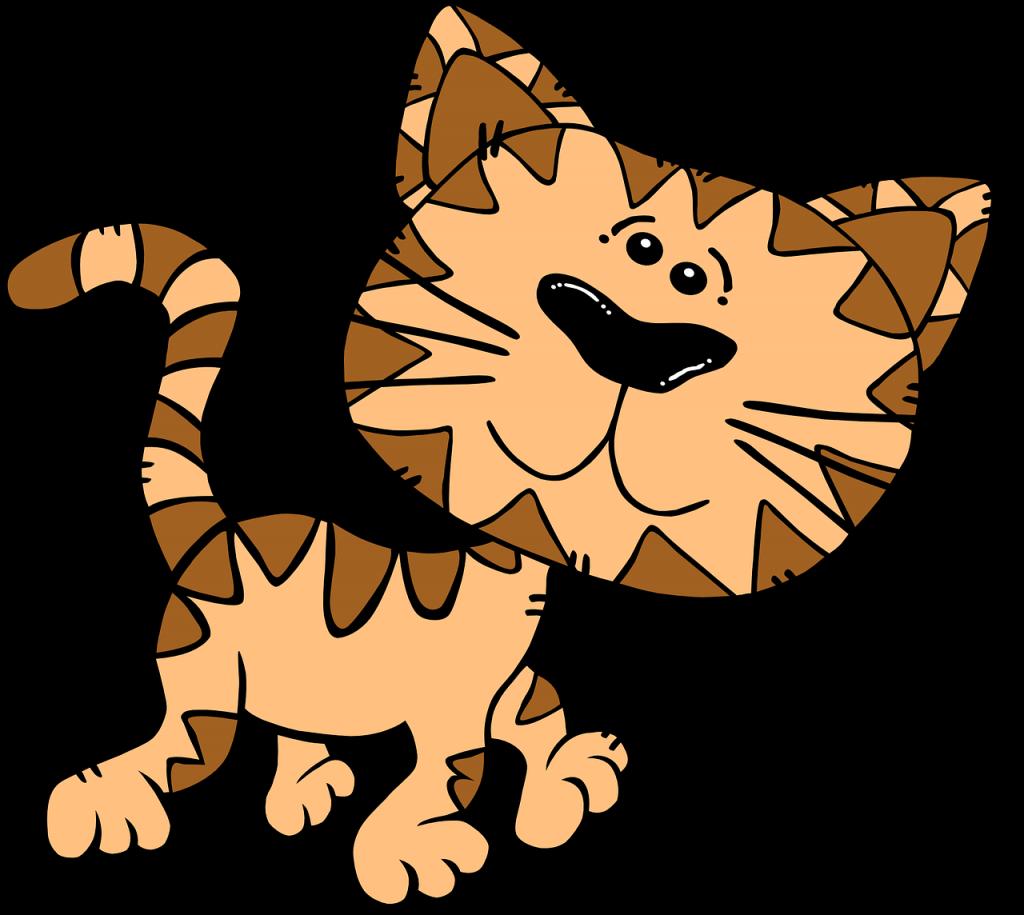 Mačji pobeg - pravljica za lahko noč